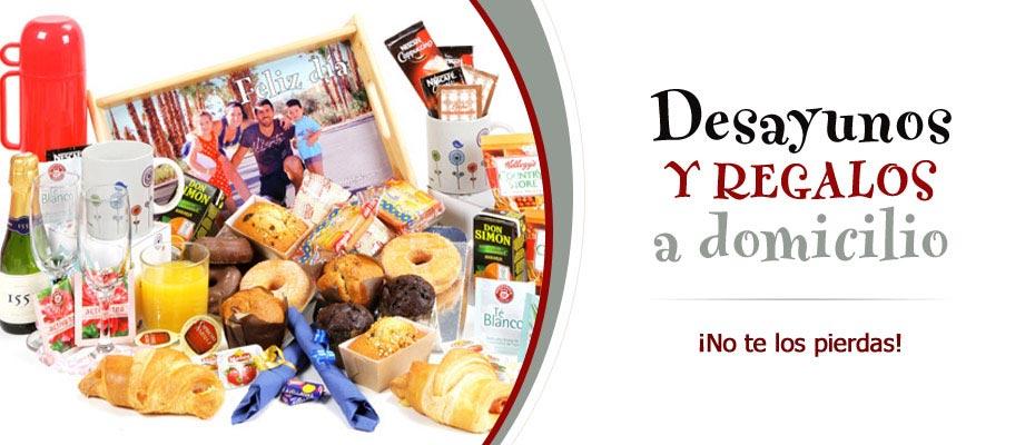 Regalos originales desayunos a domicilio regalo original - Regalar desayuno a domicilio madrid ...