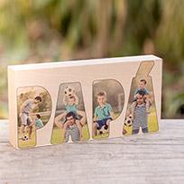 los regalos ms increbles para los padres en su da madera pap