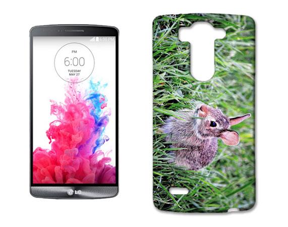 61313b3401f LG G3 S Carcasa personalizada de LG G3 mini