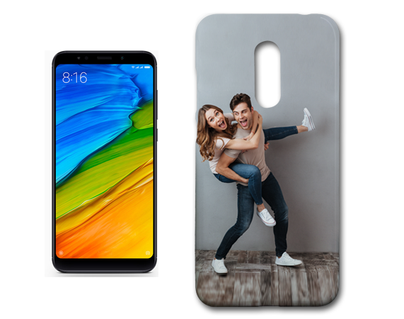pretty nice eac03 1bb81 Custom rubber case for Xiaomi Redmi 5 Plus