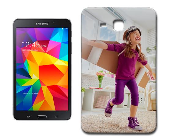 06758d8490e Carcasa personalizada para Galaxy Tab 6 7