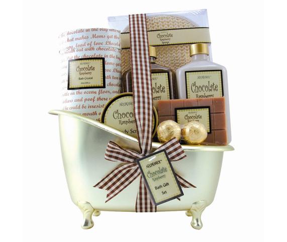 Bañera de Aromas de Chocolate
