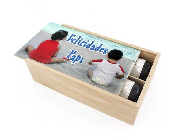 Cajas de vino y cava personalizada - Cajas de vino para decorar ...
