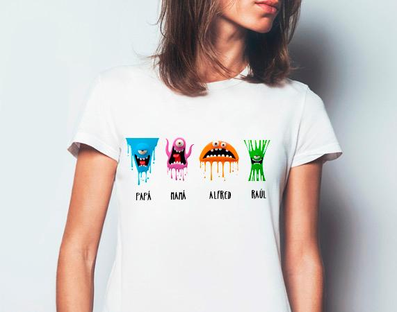 Camisetas personalizadas - camisetas con tu diseño 8156131874796