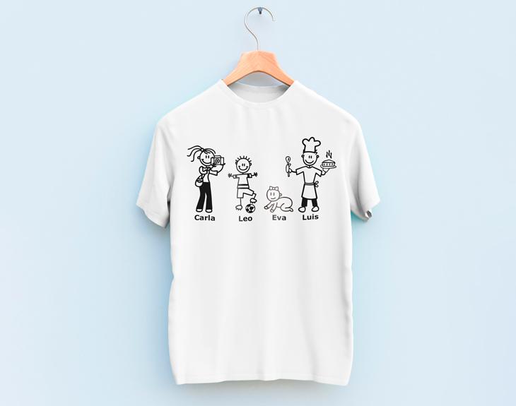 c4474d5b132 Camisetas personalizadas - camisetas con tu diseño