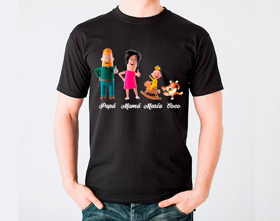 a24c75ed8d6b6 Camisetas personalizadas - camisetas con tu diseño