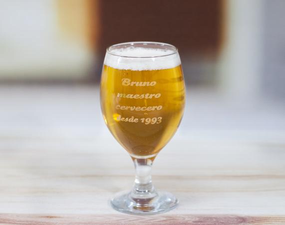 Copa de cerveza grabada regalo original for Copa cerveza