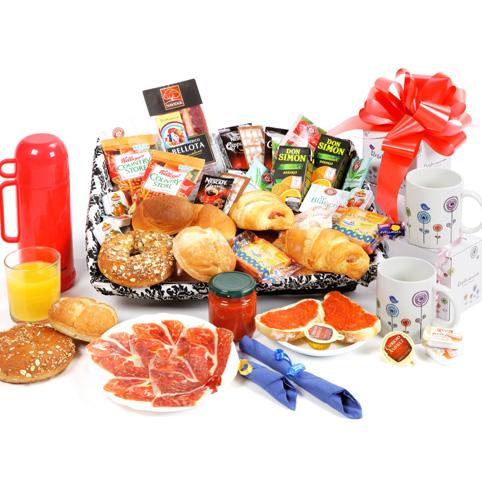 Desayunos a domicilio desayuno mediterraneo barcelona y madrid toda espa a - Regalar desayuno a domicilio madrid ...