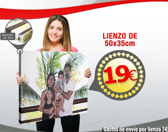 Lienzo personalizado oferta - Foto lienzo personalizado ...