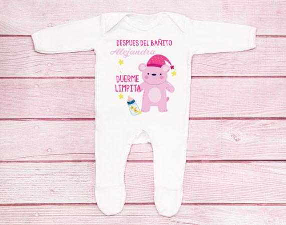 27c8766424 Pijama bebé