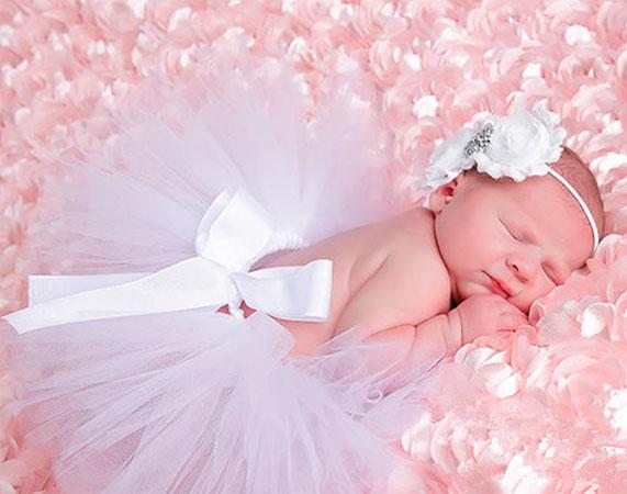 diadema de bebe