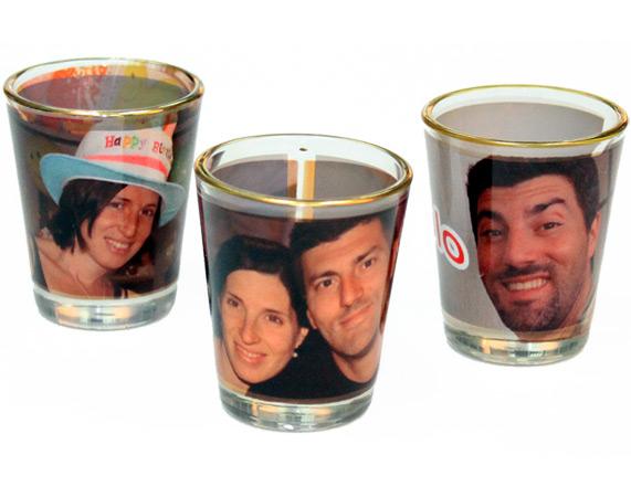 vasos de chupito personalizado chupitos con foto
