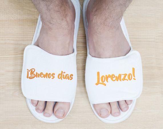Zapatillas por casa estar personalizadas de u351lJFKTc